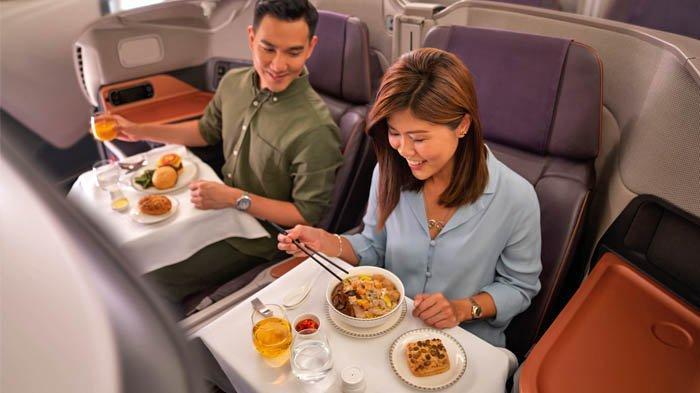 Singapore Airlines akan mengubah pesawat A380 milik mereka menjadi restoran, dalam program bertajuk Restaurant A380 @Changi.