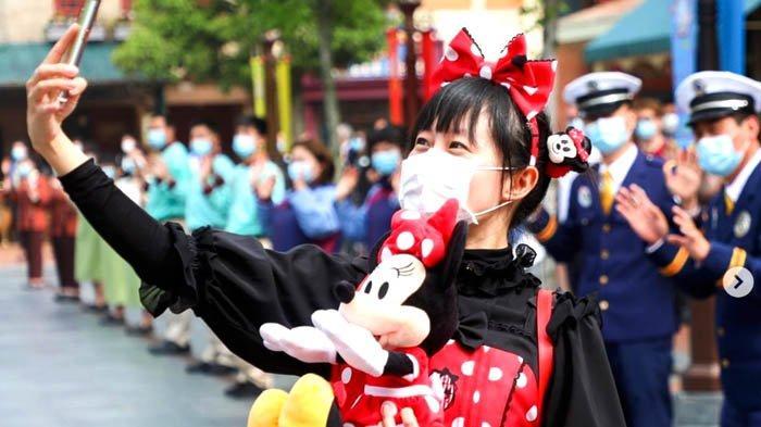 Protokoler Kesehatan Baru  Shanghai Disneyland Bisa Menjadi Standar New Normal