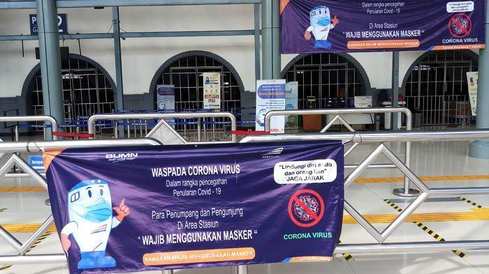 Polisi Ringkus Tiga Penjual Hasil Rapid Test Abal-abal di Stasiun Pasarsenen