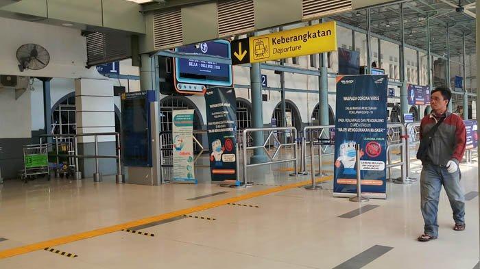 Asyik, Kereta Tujuan Yogyakarta beroperasi Kembali