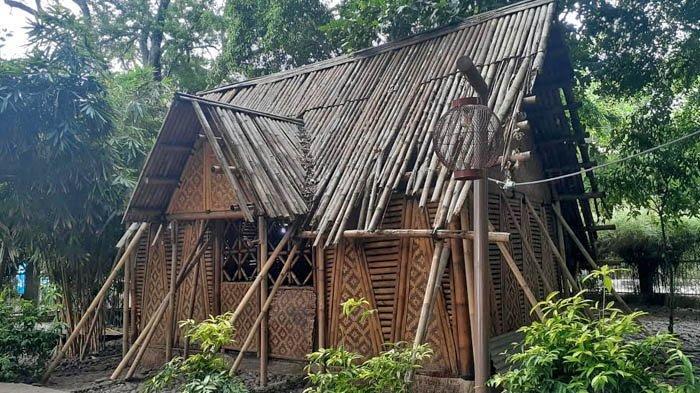 Miris Melihat Kondisi Taman Bambu di Kota Tangerang