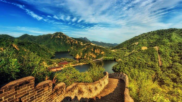 Pelaku Vandalisme di Tembok Besar Cina Masuk Daftar Hitam dan Akan Dipermalukan