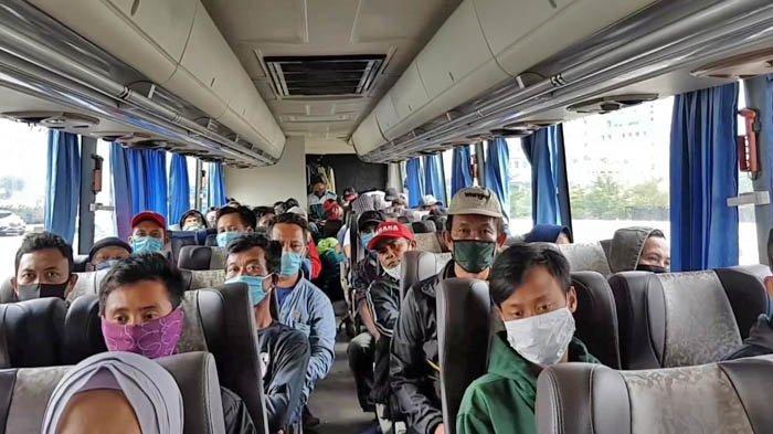 Jam Operasi Terminal Bus Pulogebang Hanya Sampai Pukul 18.00