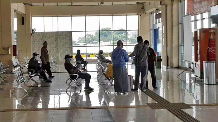 Tinggal 38 Loket PO Bus yang Masih Buka di Terminal Pulogebang