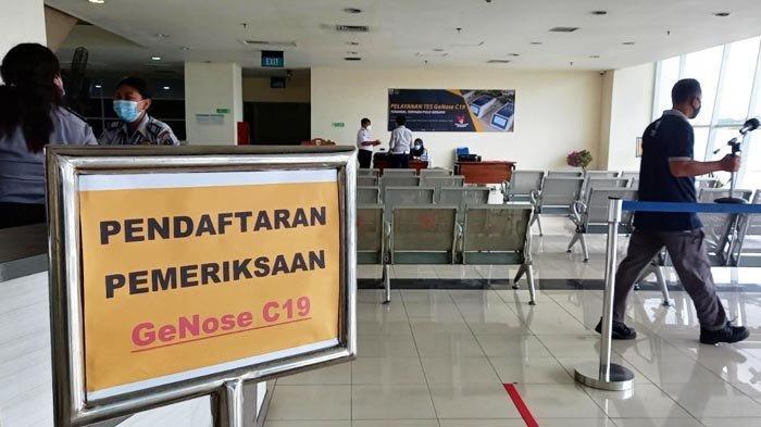 GeNose C19 Hadir di Terminal Pulogebang, Gratis untuk 30 Orang Pertama