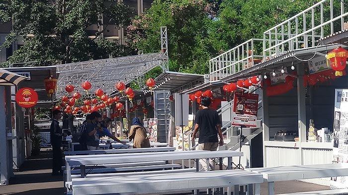 Festival Makanan Cina di Thamrin 10 Untuk Memeriahkan Imlek