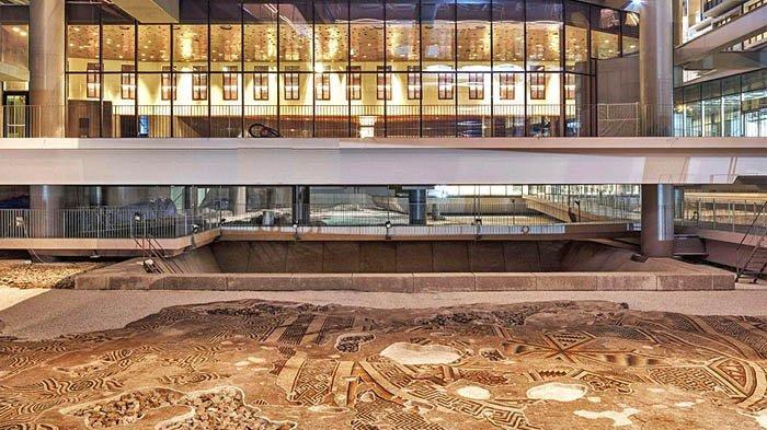 Pengalaman Indiana Jones Sekaligus Hotel Bintang Lima di The Museum Hotel Antakya