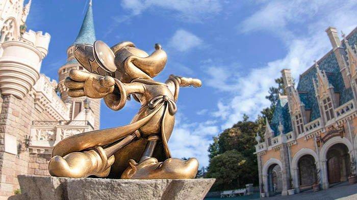 Wabah Virus Corona Paksa Tokyo Disneyland Tutup Dua Pekan