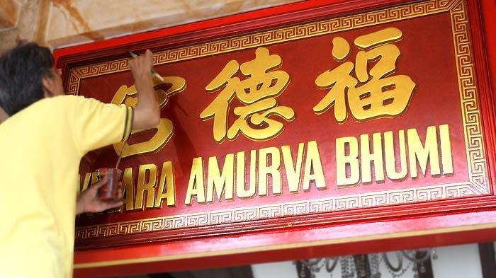Wisata Jalan Kaki Pecinan Jatinegara 3: Masuk Lubang Cacing Menuju Klenteng Tertua Kedua di Jakarta