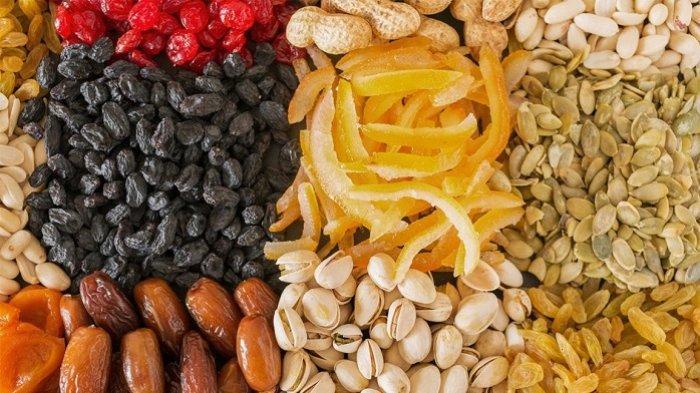 Saat Karantina Mandiri Cegah Virus Corona, Stok 7 Makanan Sehat Tahan Lama  Ini - Halaman all - Wartakota Wiki