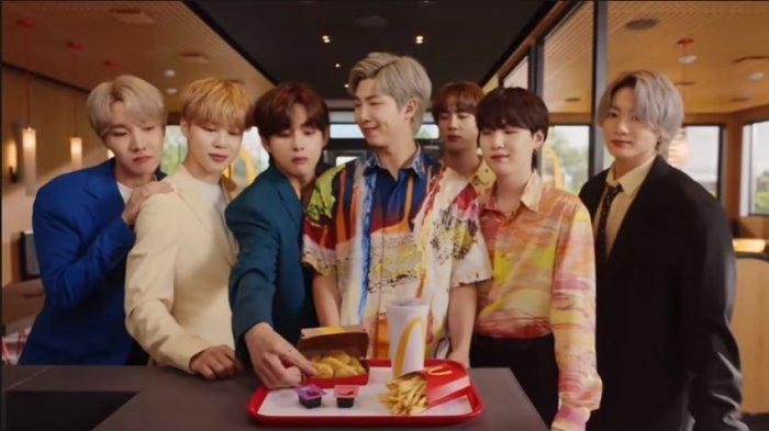 Imbas Antrean Panjang Peluncuran BTS Meal, 2 Gerai McDonalds Bandung Disegel, Begini Kata Petugas