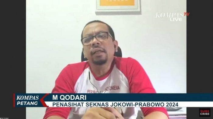 Direktur Eksekutif Indo Barometer M Qodari menjelaskan mengapa dirinya mendukung Presiden RI Joko Widodo (Jokowi) menjadi presiden 3 periode, tayang di Kompas Petang, Sabtu (19/6/2021).