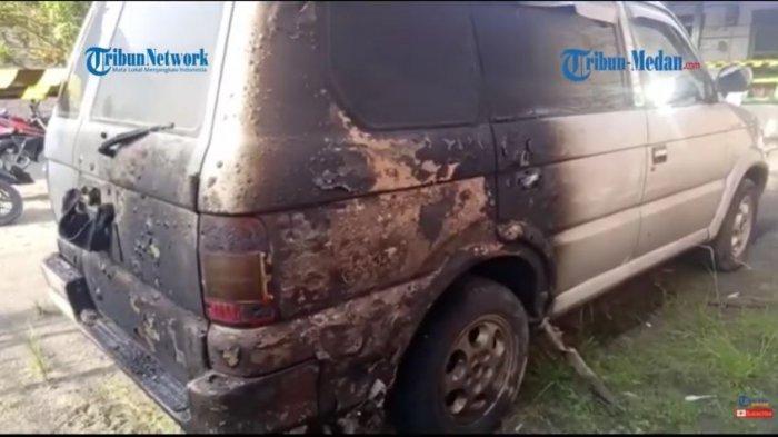 Mobilnya Dibakar OTK saat Dini Hari, Jurnalis Metro TV Sebut Ada Orang yang Mencoba Membunuhnya