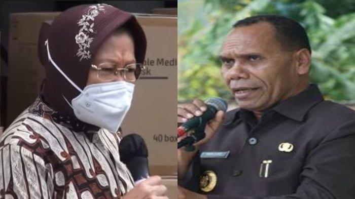Viral Marah-marah hingga Ancam Bunuh Menteri, Bupati Alor Kini Minta Maaf ke Risma