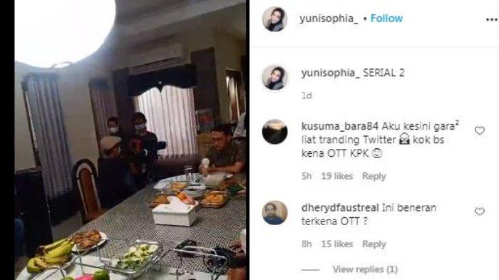 Istri Bupati Nganjuk Novi Rahman Hidhayat, Yuni Sophia dicecar oleh banyak warganet lewat akun Instagram miliknya @yunisophia_, Sabtu (9/5/2021).