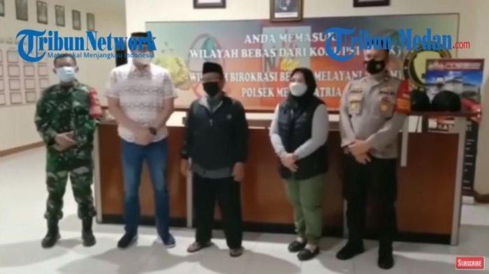 Kini Viral, Camat Bongkar Tabiat Takmir Masjid Tak Kapok Larang Jamaah Pakai Masker