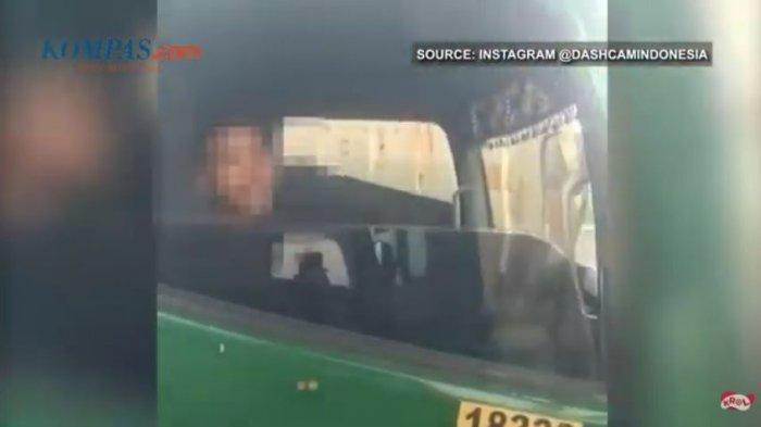 Viral Bocah 12 Tahun Sopiri Truk Trailer di Jalan Tol, Ternyata Disuruh Pamannya yang Mengantuk