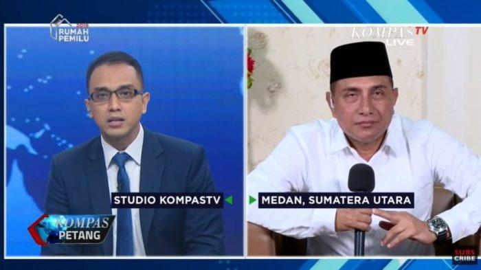 Suruh Bobby Nasution Tanya Tuhan, Edy Rahmayadi Pernah Viral Ucap Apa Urusan Anda Menanyakan Itu?