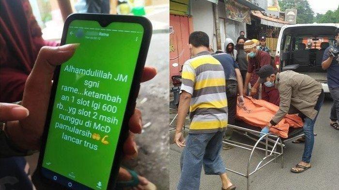 PSK Ditemukan Tewas di Indekos, Saksi Sebut Banyak Pria sempat Datangi Kamar Korban