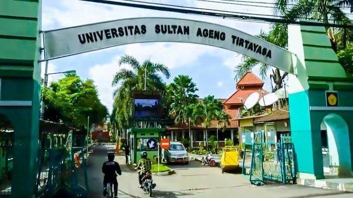 Universitas Sultan Ageng Tirtayasa. Terbaru, Fadli (18), seorang mahasiswa Universitas Sultan Ageng Tirtayasa (Untirta), dinyatakan meninggal dunia pada Senin (1/3/2021) seusai mengikuti kegiatan diklat Mapala selama 10 hari.