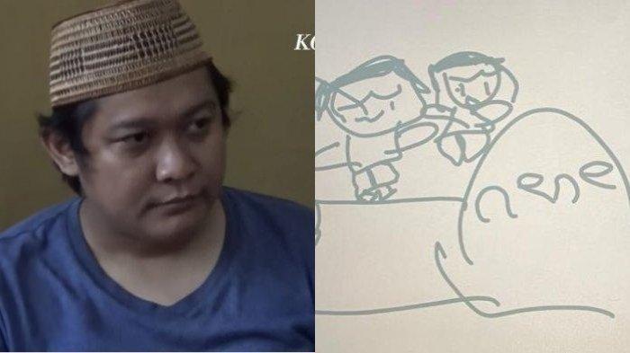 Ada Tulisan 'Nene' di Gambar Anaknya, Yoris Akui Kaget hingga Beberkan Perlakuan Tuti Suhartini