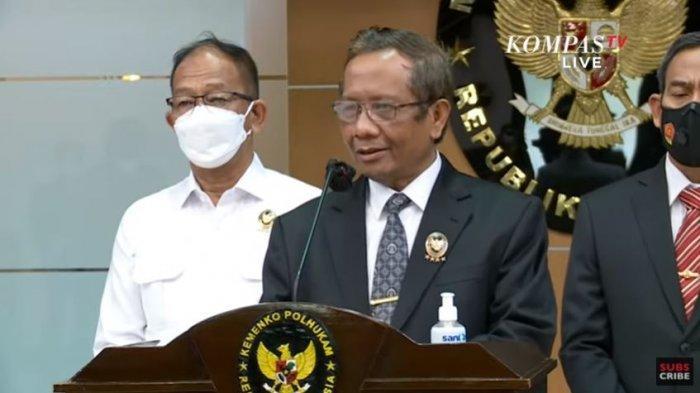 Mahfud MD Sebut Korupsi Semakin Gila, Upaya Pelemahan KPK Sudah Ada sejak Dirinya Jabat Ketua MK