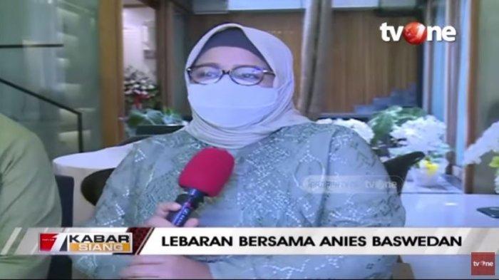 Istri Anies Baswedan Cerita Hikmah Ramadan di Tengah Pandemi: Mas Anies Lebih Sering Pulang Siang