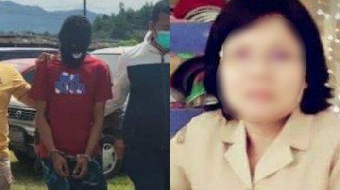 Detik-detik Penangkapan Bocah 15 Tahun Dalang Pembunuhan Sadis Guru SD di Toba