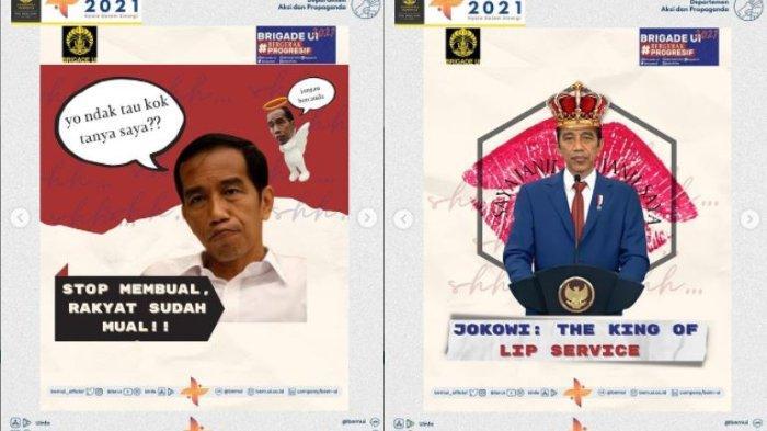 Heran BEM UI Dipanggil, Fadli Zon: Julukan Jokowi The King of Lip Service Itu Masih Sopan Sekali