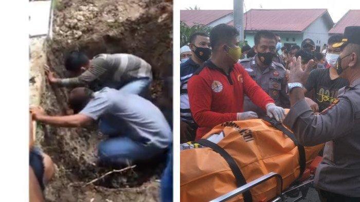 Adiknya yang Hamil Ditemukan Tewas di Septic Tank, Ahmad Yakin Suami Korban Pelakunya, Ini Sebabnya