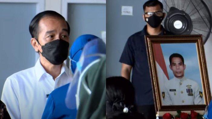 Lihat Foto Awak KRI Nanggala 402, Jokowi: Merasakan Kesedihan yang Dalam pada Para Keluarga