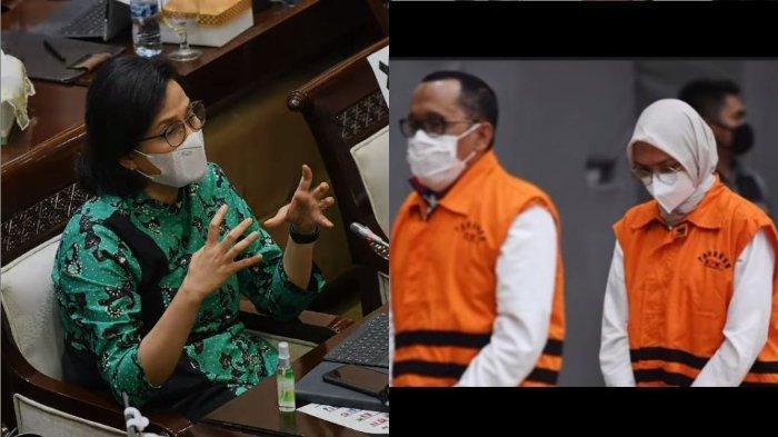 Komentari Kasus Bupati Puput dan Hasan, Sri Mulyani Bongkar Bobroknya Masalah di Probolinggo