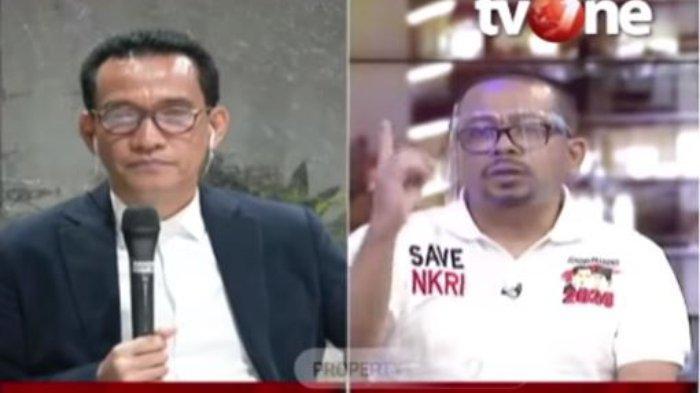 Ini Alasan Refly Harun Kampanye Tolak Jokowi 3 Periode seusai Debat Lawan Qodari: Cukup di Medsos