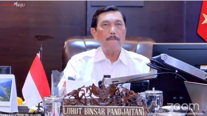 PPKM Diperpanjang 2 Minggu, Luhut Ingatkan Tak Bakal Ada Perubahan Drastis: Mohon Pengertian