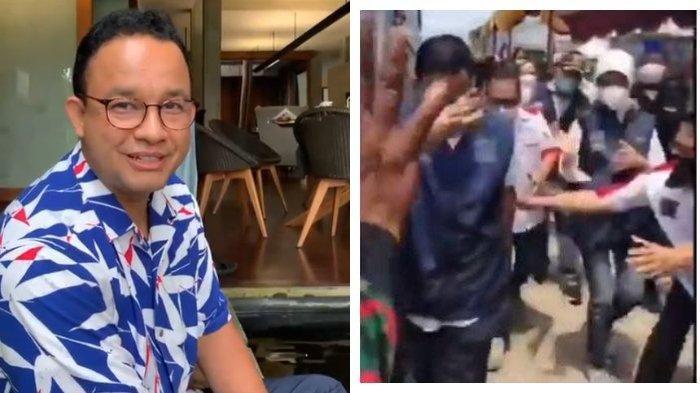 Pamer Hobi Main Ikan, Anies Baswedan Teringat Momen Jatuh ke Got: Repot kalau Kecemplung