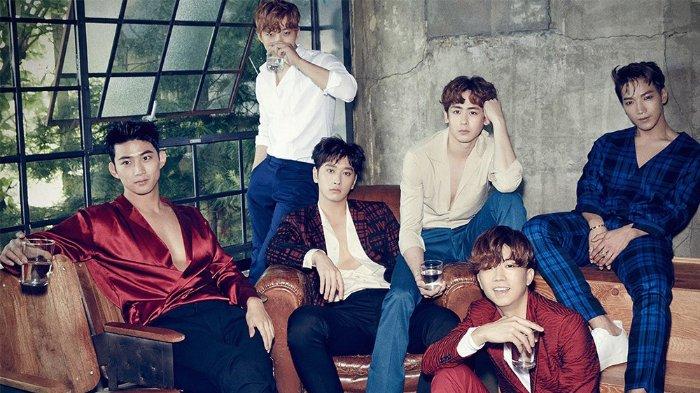 2PM Segera Comeback dengan Member Lengkap, Termasuk Ok Taecyeon