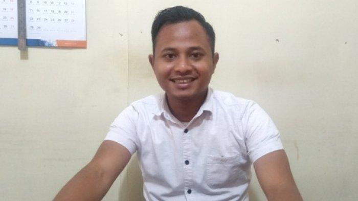 Kasat Reskrim Polres TTS Iptu Hendricka Bahtera. Terbaru, Iptu Hendricka menjelaskan soal kasus anak kandung bunuh ayahnya di Kecamatan Amanatun Utara, Timor Tengah Selatan, Nusa Tenggara Timur (NTT), pada Kamis (29/4/2021) lalu.