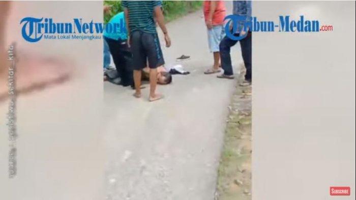Viral Video Rampok Dihajar Warga seusai Gagal Rebut Rp 100 Juta, Korban Berani Adu Jotos