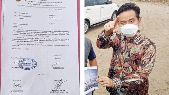 Reaksi Oknum Lurah Tukang Pungli setelah Dilaporkan ke Gibran, Pilih Bungkam: Sudah Dijawab Camat