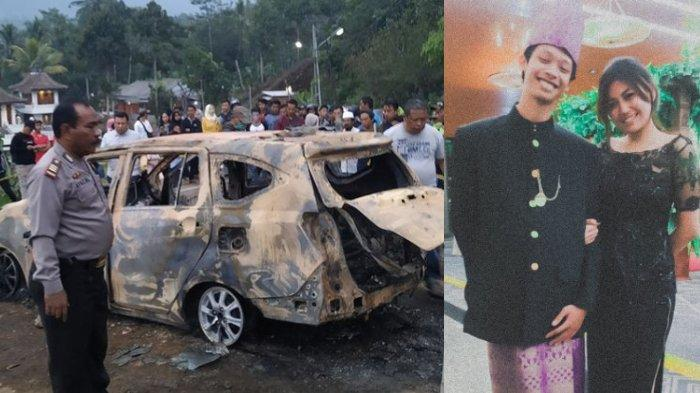 Kecurigaan Pacar Korban Mayat Terbakar dalam Mobil di Sukabumi, Tak Ada Kabar hingga Kamar Hancur