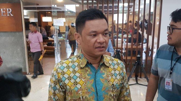 Juru Bicara Tim Kampanye Nasional capres dan cawapres nomor urut 01, Joko Widodo-Ma'ruf Amin, Ace Hasan Syadzily