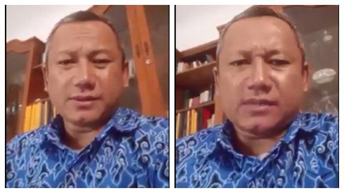 Viral pelaku adu domba TNI dan Polri