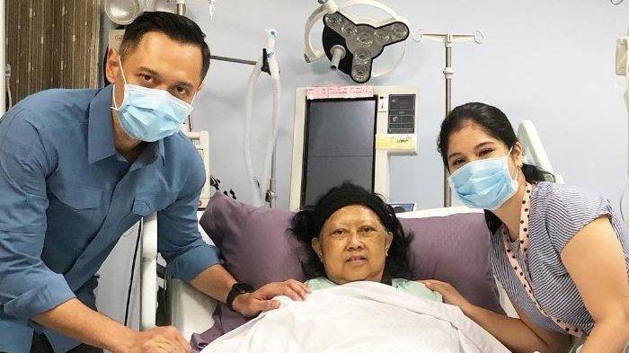 Rajin Menulis Catatan Harian, Ani Yudhoyono Minta Maaf karena Merepotkan Keluarga