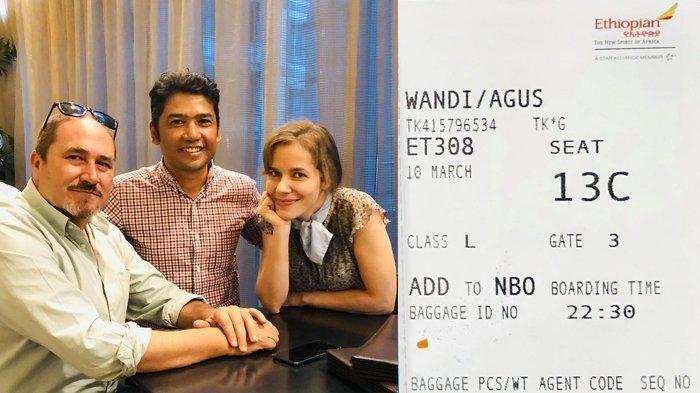 Cerita Agus Wandi, Staf UN Asal Aceh yang Lolos dari Kecelakaan Pesawat Ethiopian Airlines