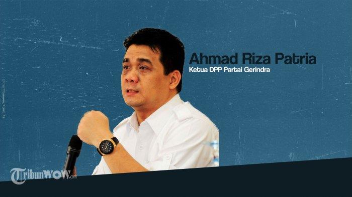 Polemik Lahan HGU Prabowo, Ahmad Riza Patria: Ada Berkah Luar Biasa di Balik Niat Tidak Baik Jokowi