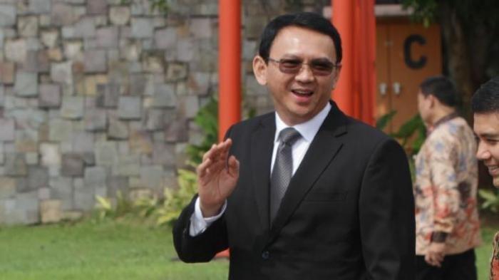 Resmi Gabung PDIP, Ahok Mengaku Tidak Minta Jabatan