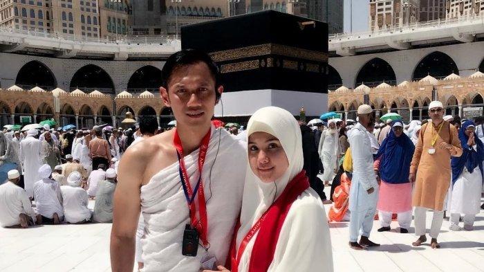 Penampilan AHY dengan Potongan Rambut Baru saat Menunaikan Ibadah Haji