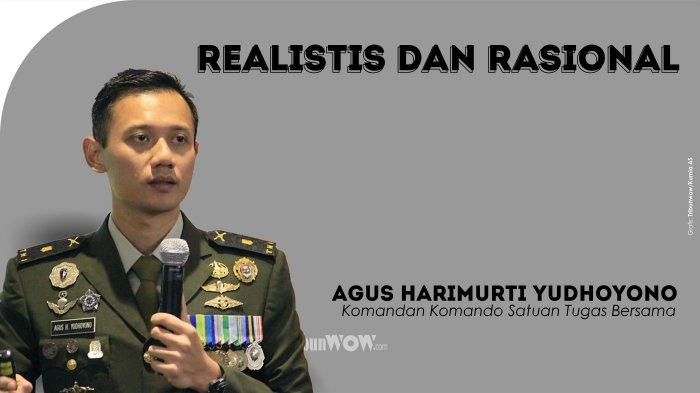AHY Bantah Jika Kritik yang Ia Tujukan ke Pemerintahan Jokowi Disebut Tidak Obyektif