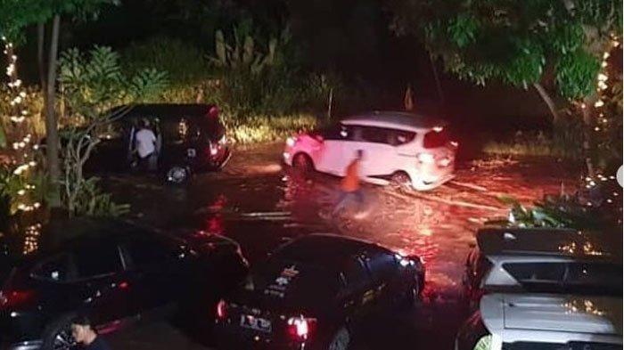 Tsunami di Banten, Jalan Raya Serang-Pandeglang Terputus