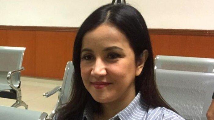 Pesinetron Andi Soraya meluangkan waktu untuk hadir memberikan kesaksian di sidang perkara narkotika yang menjerat Steve Emmanuel di Pengadilan Negeri Jakarta Barat, Senin (27/5/2019).